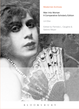 Book cover for Man Into Woman: A Comparative Scholarly Edition